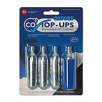 Балони для шин Oxford CO2 Top ups OX161