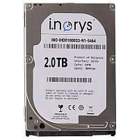 Жесткий диск i.norys 2.0 TB 5900 rpm 64 MB (TP53245B002000A) накопитель HDD внутренний винчестер для Пк