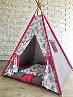 Вигвам детская игровая палатка «Оазис»