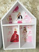 Ляльковий будиночок висота 65 см Ляльковий будинок