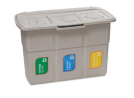 Бак для сортировки мусора 75 л ECOPAT DEAHOME
