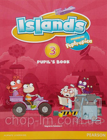 Учебник Islands 3 Pupil's Book with pincode , фото 2