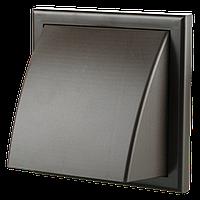 Колпак фасадный МВ 122 ВК коричневый