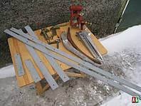Направляющие поршня комплект Fortschritt K454