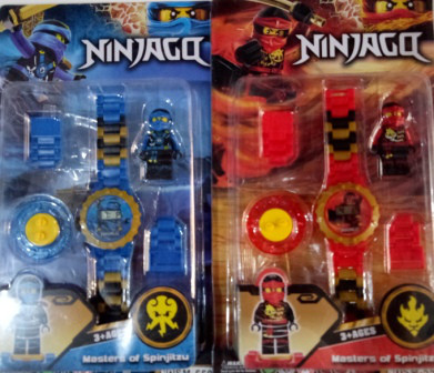 """Детские часики """"Ninja"""""""