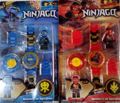 "Детские часики ""Ninja"" , фото 2"
