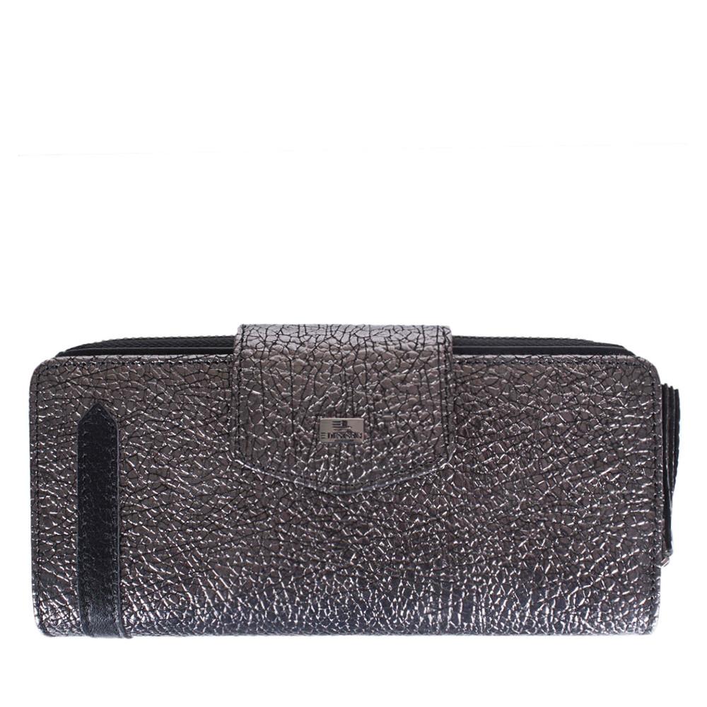 Жіночий шкіряний гаманець-клатч Desisan