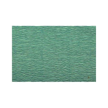 Креп Cartotecnica Rossi 17E/4 50*250 см 144 г/м2 Tiffany Green зеленый