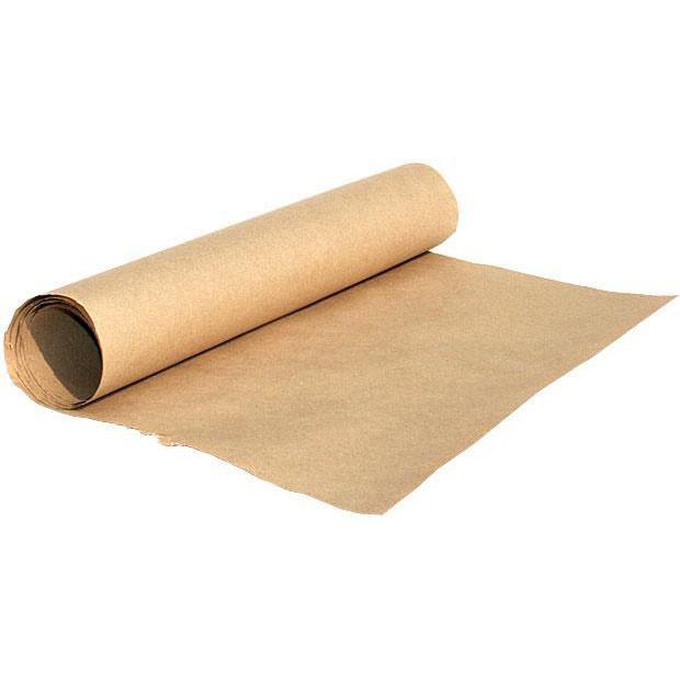 Крафт бумага А1, (84х60 см), 80 г/м2, Канц Маркет, 1 лист