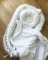 Гнездышко, кокон для новорожденного Baby-Sleep