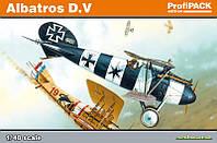 1:48 Сборная модель самолета Albatros D.V, Eduard 8113