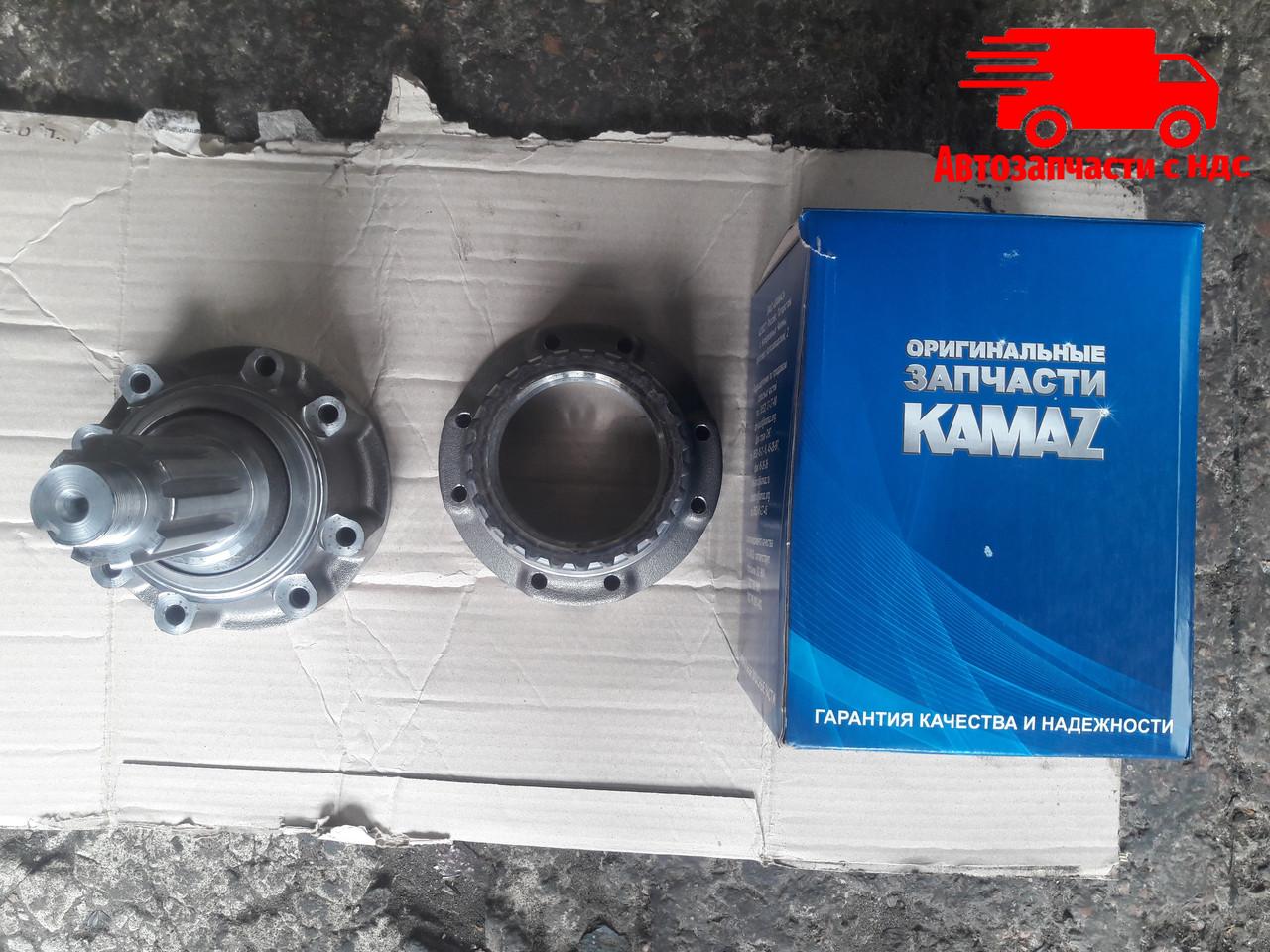 Чашка дифференциала моста промежуточный КАМАЗ комплект  (18+19) (пр-во КамАЗ). 53205-2506016. Ціна з ПДВ.