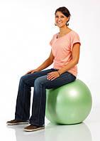 Мяч для фитнеса (фитбол) TOGU ХепиБек 65см  (до 500кг)