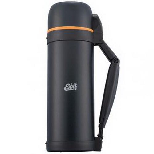 Термос металлический с ручкой Esbit WM2100ML (2.1л), черный