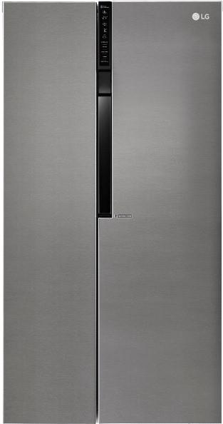 Холодильник с морозильной камерой LG GSB360BASZ