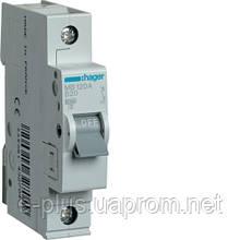 Автоматичний вимикач 1P 6kA B-20A 1M