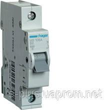 Автоматичний вимикач 1P 6kA B-6A 1M