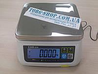 Весы простого взвешивания CAS SWII