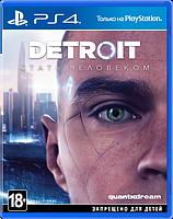 Игра Detroit: Стать человеком [PS4, русская версия]