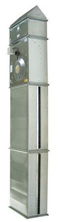 Промислова теплова завіса електрична 60-35\2Е