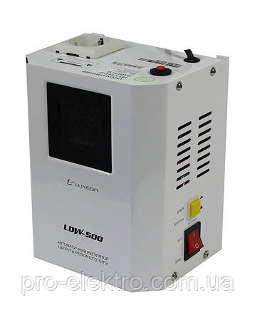 Стабилизатор напряжения Luxeon LDW 500, фото 2