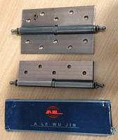 SALE-Петля дверная (пара) 120 мм