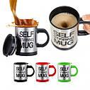 Чашка мешалка для кофе (с миксером) Нерж, фото 3