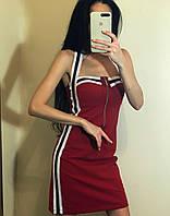 Ультрамодное платье-лиф