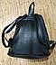 Рюкзак с пайетками-перевертышами зеленый-черный, фото 6