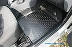 К/с Hyundai Grandeur коврики салона в салон на HYUNDAI ХУНДАЙ Хендай Grandeur 2012-> 4 шт. (бежевый) 3D, фото 5
