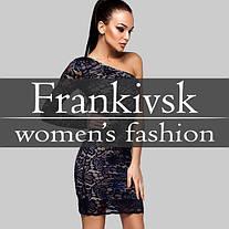 Святкові і повсякденні сукні на одне плече. Frankivsk Fashion