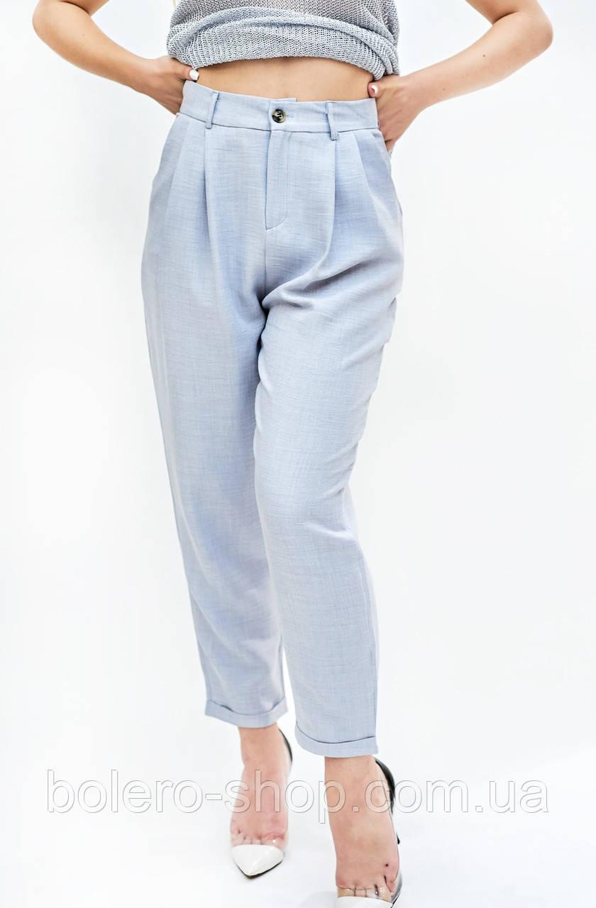 Женские штаны брюки летние  широкие