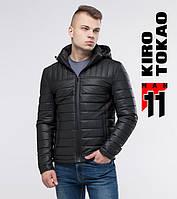 11 Kiro Tokao | Осенняя куртка для мужчин 4822 черный