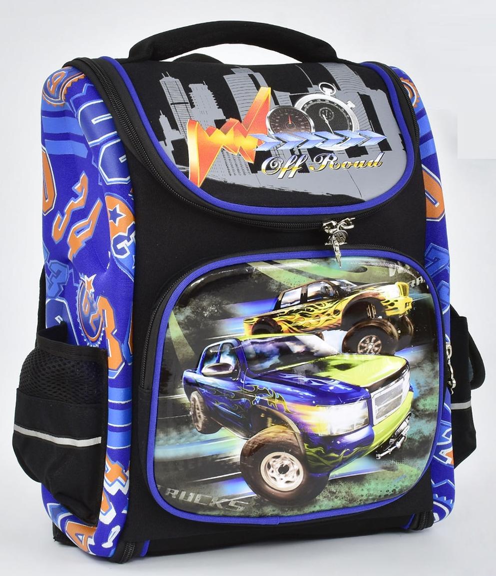 2e7eb5c1b4a4 Детский школьный рюкзак ортопедический 40х32х22см 3D рисунок