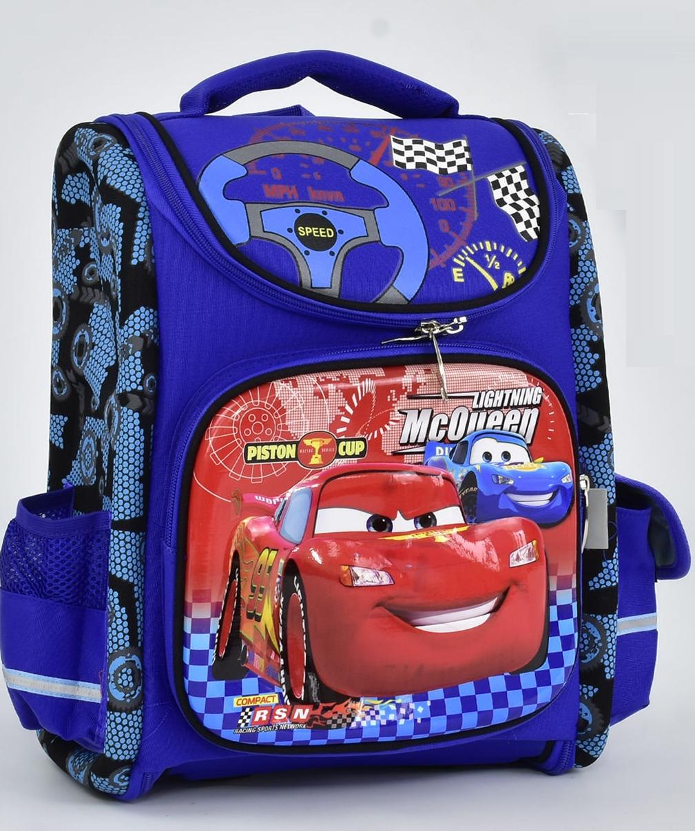 c5174cde9332 Детский школьный рюкзак ортопедический 40х32х22см 3D рисунок