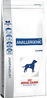 Лечебный сухой корм для собак Royal Canin Anallergenic, 3 кг