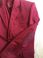Пиджак  для мальчика Roma 6-10 лет, подростковая одежда