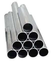 Труба 6х1 мм AISI201 нержавеющая, полированная
