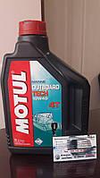 Моторное масло MOTUL OUTBOARD TECH 4T 10W40 (2л) 852221