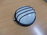Светильник НПП1306 черный/круг сетка 60Вт, фото 1