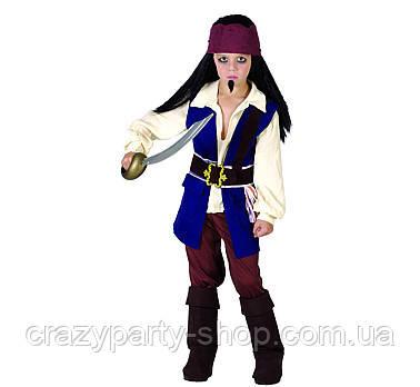 Костюм карнавальный детский Пират Джек Воробей