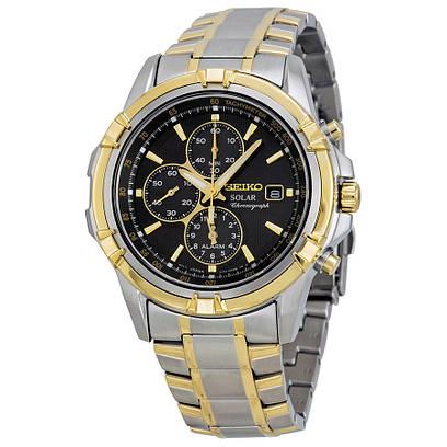 Часы мужские Seiko Solar Chronograph SE-SSC142