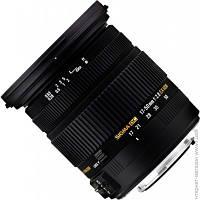 Объектив Sigma 17-50mm F2.8 EX DC OS HSM Nikon