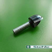 Пальчиковая фреза Stehle  20х20х45х8 R=10, z=2