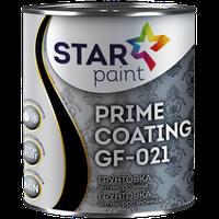 Грунт ГФ-021 STAR Paint, темно-серый, 0.9 кг 0,9 кг