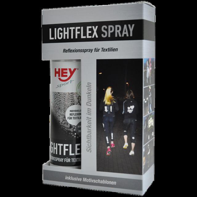 Світловідбиваюча фарба-спрей для одягу HEY-SPORT Lightflex Spray 205100