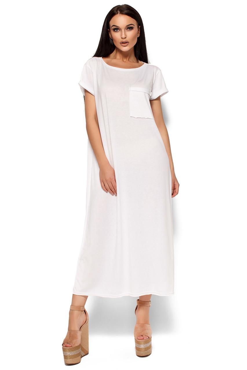 """Женское свободное платье """"Гвинет Вайт"""""""
