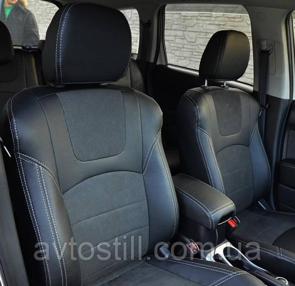 Чехлы на сиденья Mitsubishi Outlander XL (2007-2012)