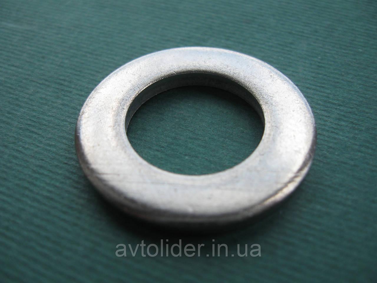 DIN 125 А (ISO 7089; ГОСТ 11371-78) : нержавеющая шайба плоская, форма А (без фаски)
