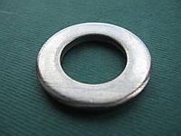 DIN 125 А (ISO 7089; ГОСТ 11371-78) : нержавеющая шайба плоская, форма А (без фаски), фото 1